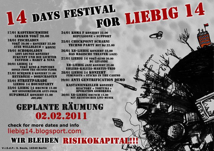 liebig 14 festival